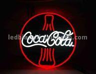 可口可乐LED霓虹标识标牌