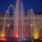 腾博太阳能承接商业照明 商业街亮化灯光设计